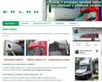 ERLAN - výrobce spacích nástaveb