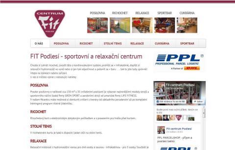 FIT Podlesí sportovní a relaxační centrum