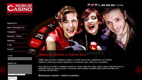 Mobilní Casino s.r.o.