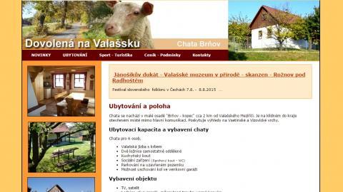 Ubytování Valašsko