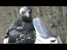 Embedded thumbnail for HONDA 600 Silver Wing