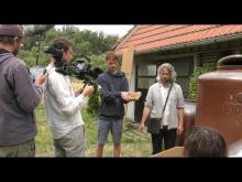Embedded thumbnail for Karpatské zlato - reportáž z natáčení